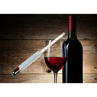 Mustimetru alcoolmetru pentru Vin 0-25 Grade