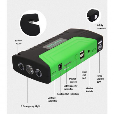Redresor incarcator automat baterie auto 12v 24v Profesional