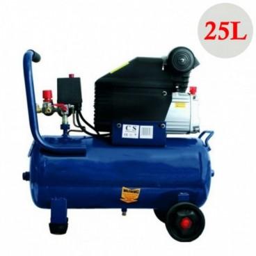 Compresor cu capacitate 25 litri profesional si 2CP