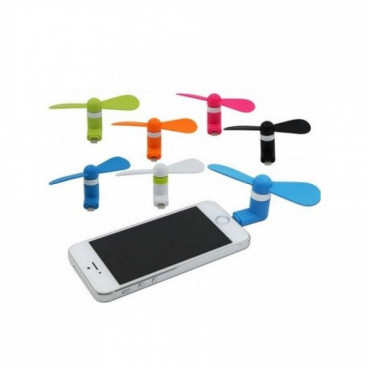 Ventilator Telefon Mini compatibil cu Iphone