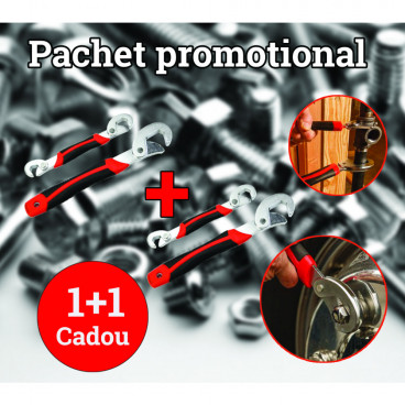 Pachet Promotional Chei universale Snap and Grip