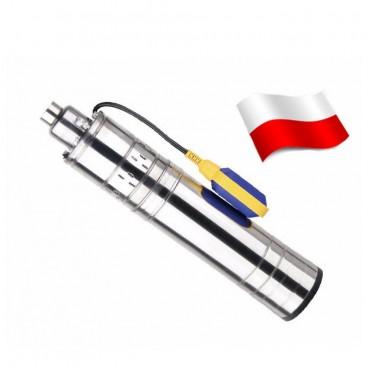 Pompa inox 1100w Polonia cu plutitor