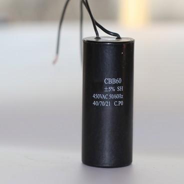 Condensator pentru pompe CBB60