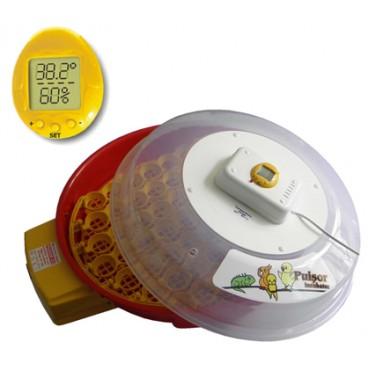 Incubator de oua IO-204 Puisor X2 Extra